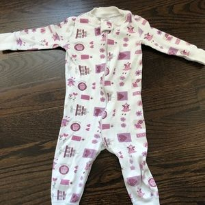 Hanna Andersson pajamas - size 70 (9-18 months)